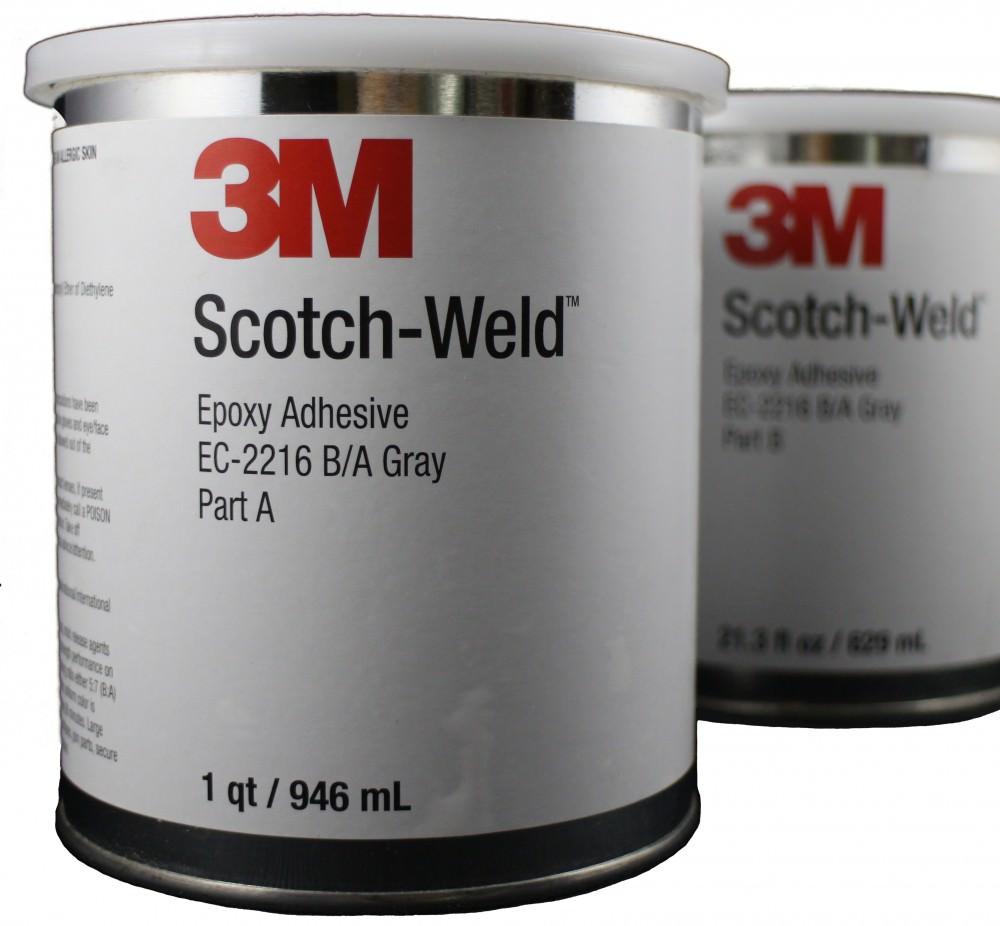 Hcs2407 033 3m Epoxy Adhesive Ec 2216 B A Heatcon