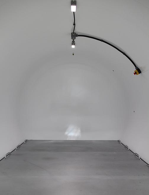 HCS3100 RepairClave, Interior Light, HEATCON Composite Systems,