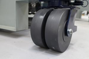 HCS3100 RepairClave, Casters, HEATCON Composite Systems,