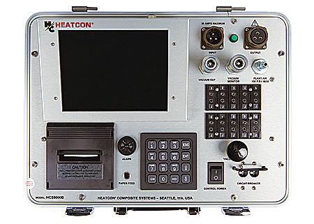 Hcs9000b Single Zone Hot Bonder Heatcon