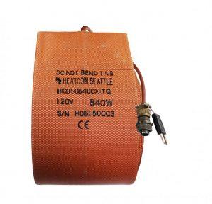 HC050640CX1TQ, Heat Blanket, HEATCON Composite Systems, Composite Repair, 2017