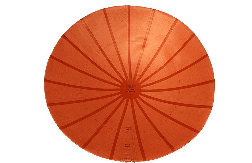 Heat Blanket Boeing 787 Radome Inner, HC0693