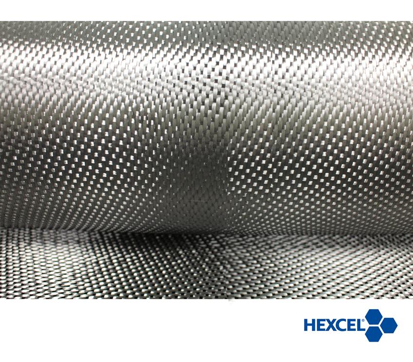 HCS2409-031 - HEXCEL Carbon Fiber Dry Fabric AH370-5H - HEATCON